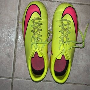 Cleats for sizes 6 Youth